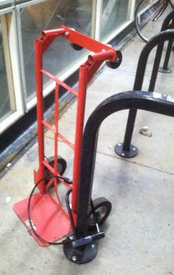 Johnagon's Hand Truck