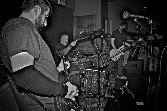Nonagon - Madison, WI - Nov. 18, 2013 - photo by Jonathan Ferris-Bohorquez