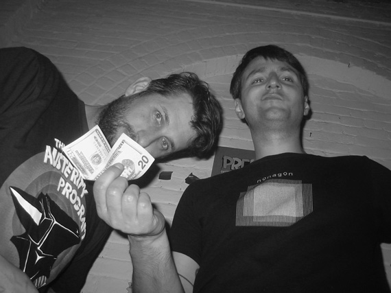 John and Thad and Twenty Dollars