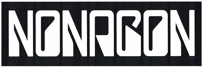 Nonagon Scorpions Sticker