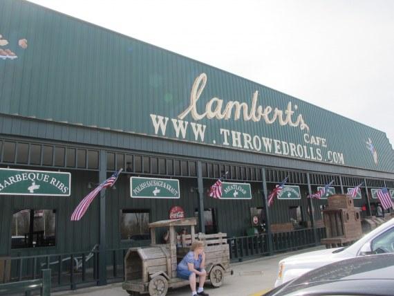Lambert's Throwed Rolls